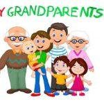 GRANDPARENTS' AND GRANDFRIENDS' DAY -Saturday, 1st February